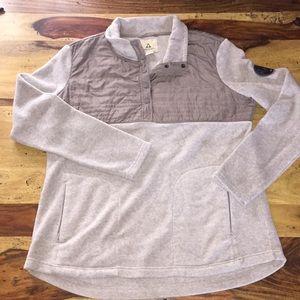Ascend 3/4 zip fleece. Women's XL